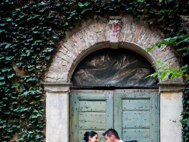 Il matrimonio di Gianpiero e Genny a Ravenna, Ravenna 16