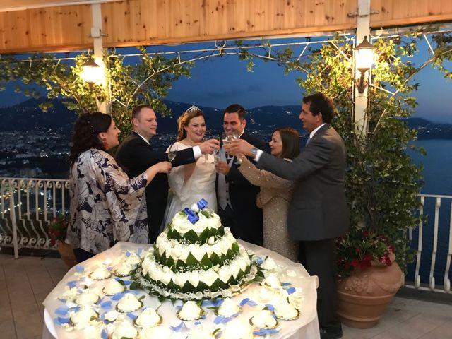 Il matrimonio di Tiziano  e Chiara a Castellammare di Stabia, Napoli 3