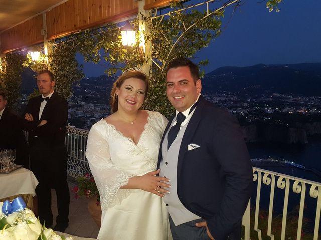 Il matrimonio di Tiziano  e Chiara a Castellammare di Stabia, Napoli 1