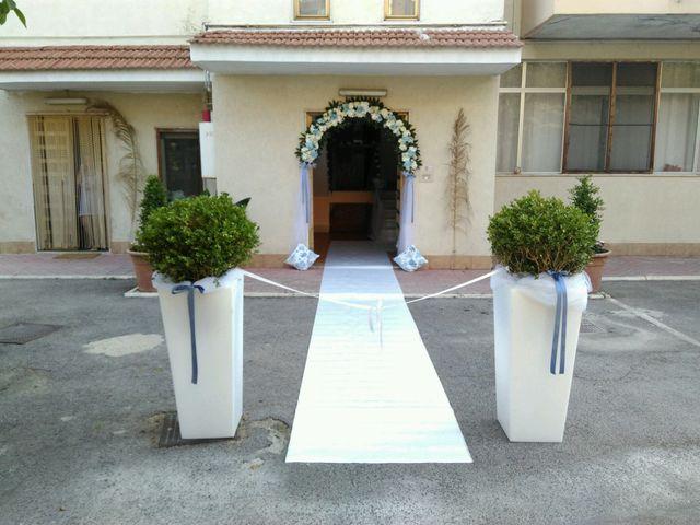 Il matrimonio di Tiziano  e Chiara a Castellammare di Stabia, Napoli 7
