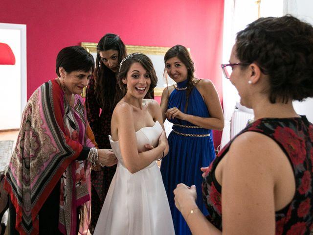 Il matrimonio di Luca e Marta a Cassinetta di Lugagnano, Milano 12