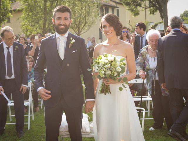 Il matrimonio di Luca e Marta a Cassinetta di Lugagnano, Milano 18