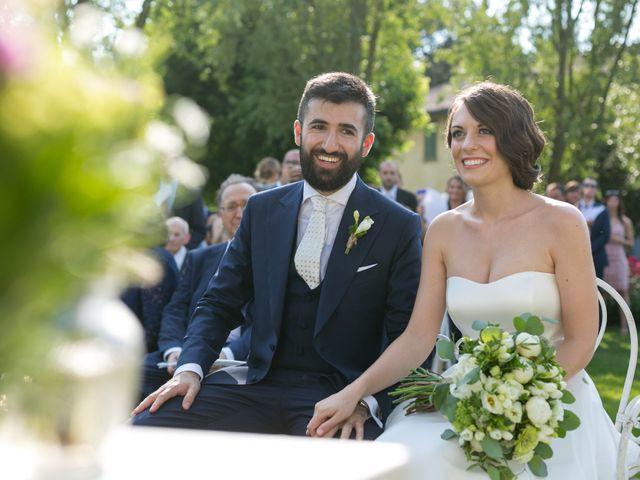 Il matrimonio di Luca e Marta a Cassinetta di Lugagnano, Milano 19