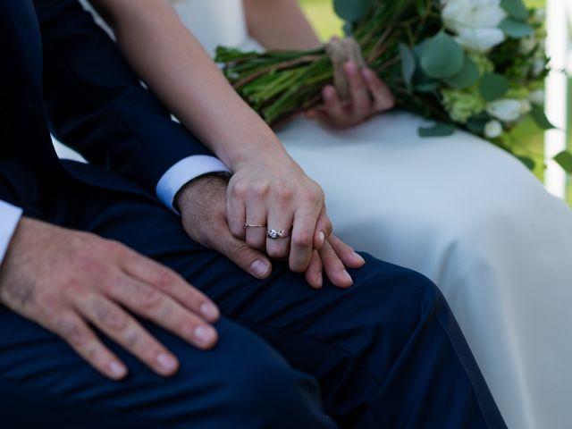Il matrimonio di Luca e Marta a Cassinetta di Lugagnano, Milano 20