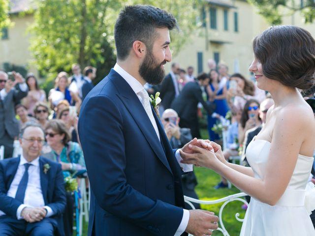 Il matrimonio di Luca e Marta a Cassinetta di Lugagnano, Milano 22
