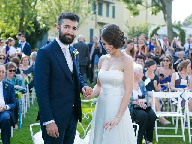 Il matrimonio di Luca e Marta a Cassinetta di Lugagnano, Milano 23