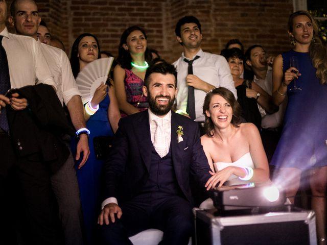 Il matrimonio di Luca e Marta a Cassinetta di Lugagnano, Milano 31