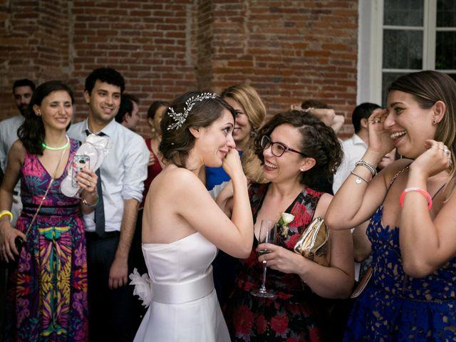 Il matrimonio di Luca e Marta a Cassinetta di Lugagnano, Milano 32