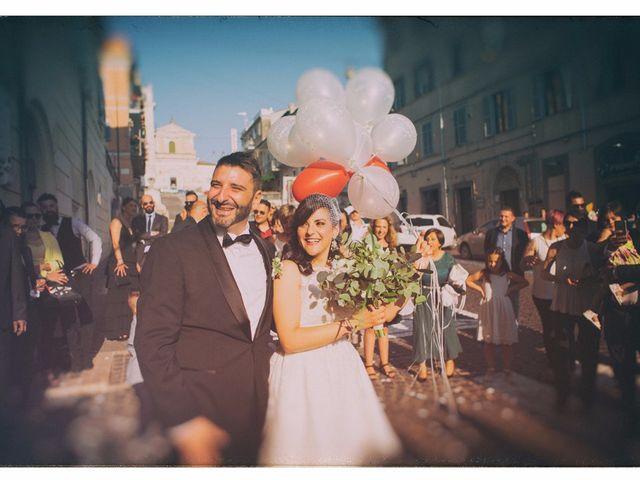 Le nozze di Sabrina e Valerio