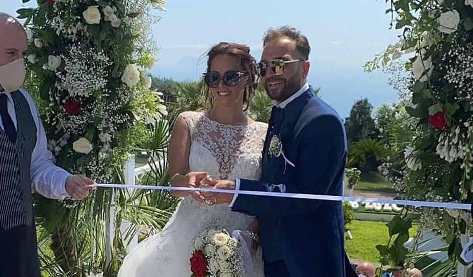 Il matrimonio di Nicola e Assunta  a Ercolano, Napoli