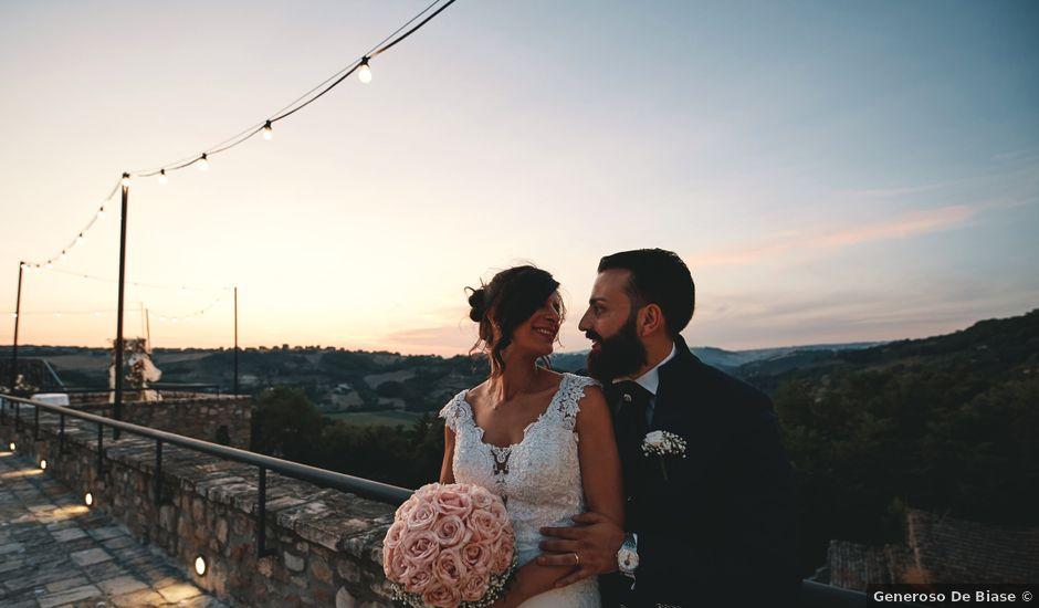 Il matrimonio di Francesca e Matteo a Apice, Benevento