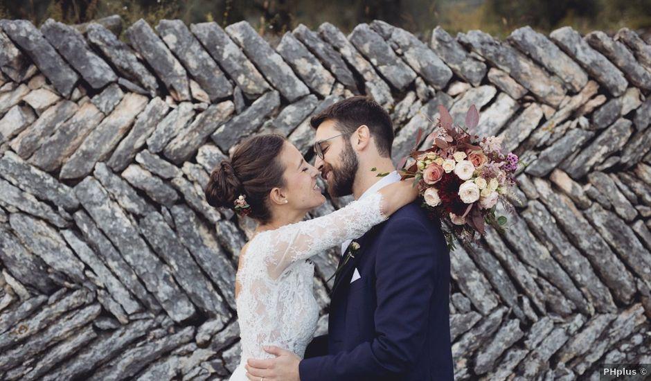 Il matrimonio di Isacco e Martina a Sant'Ambrogio di Valpolicella, Verona