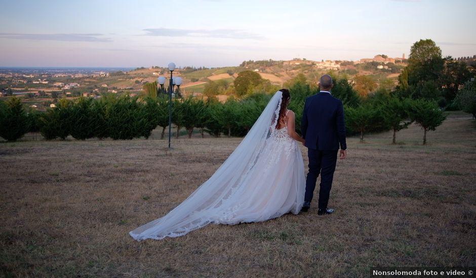 Il matrimonio di Andrea e Elisa a Cesena, Forlì-Cesena