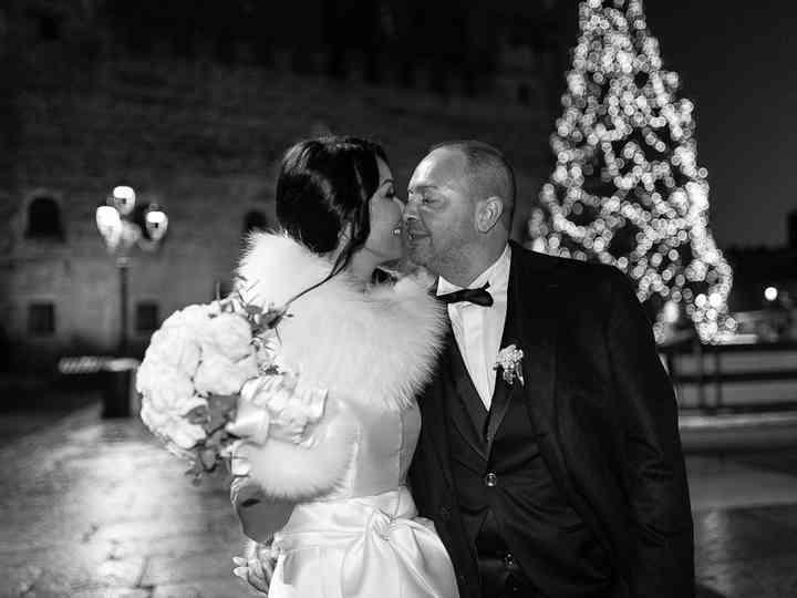 Le nozze di Ida e Alessandro