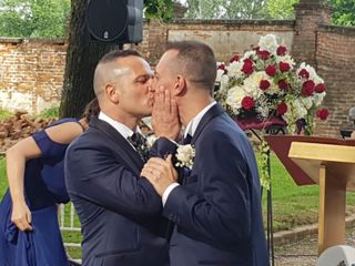 Le nozze di Alex e Fabry 1