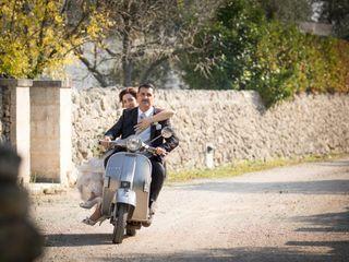 Le nozze di Lorenza e Mauro