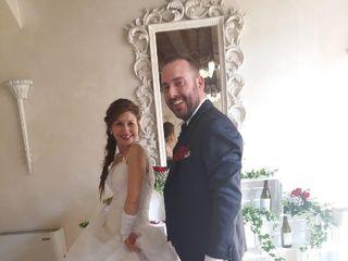 Le nozze di Romina e Simone 1