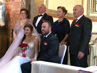 Le nozze di Romina e Simone
