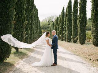 Le nozze di Dorine e Martin