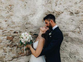 Le nozze di Anastasia e Davide 1