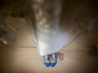 Le nozze di Sandra e Davide 1