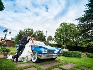 le nozze di Ingrid e Marco 1