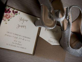 Le nozze di Jenny e Stefano 1