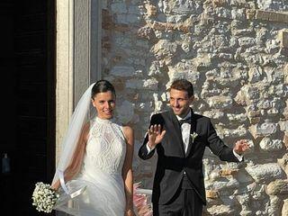 Le nozze di Paolo e Giulia 1