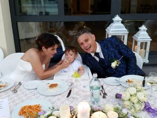 Le nozze di Monica e Aldo