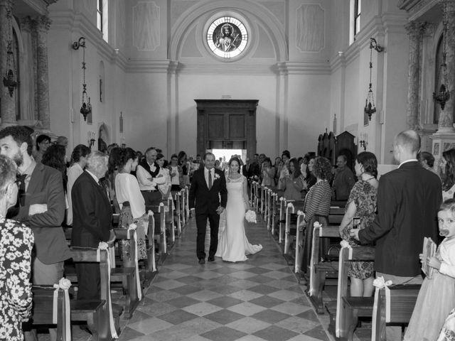 Il matrimonio di Matteo e Marta a Feltre, Belluno 24
