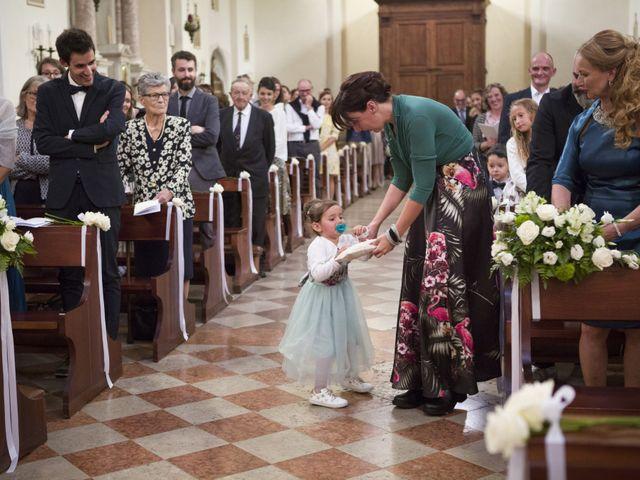 Il matrimonio di Matteo e Marta a Feltre, Belluno 26