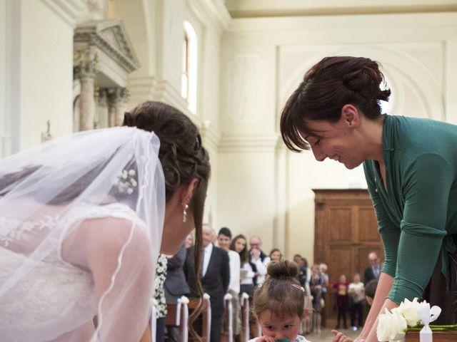 Il matrimonio di Matteo e Marta a Feltre, Belluno 27
