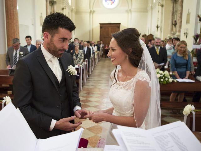 Il matrimonio di Matteo e Marta a Feltre, Belluno 28