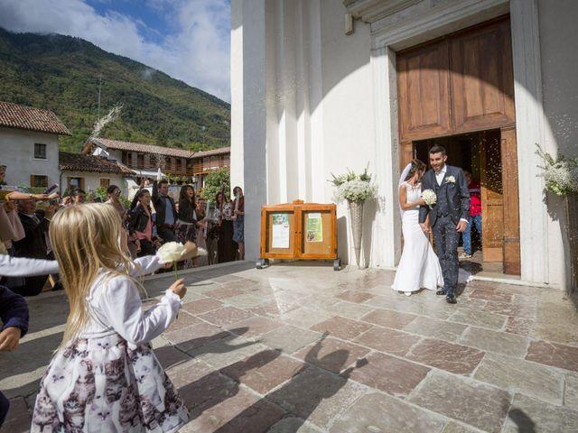 Il matrimonio di Matteo e Marta a Feltre, Belluno 30