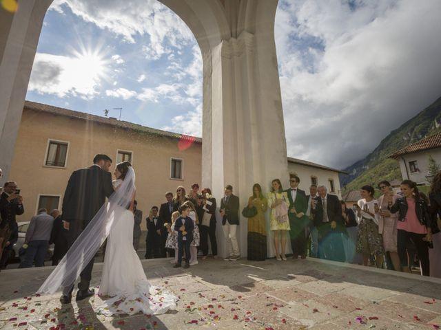 Il matrimonio di Matteo e Marta a Feltre, Belluno 31