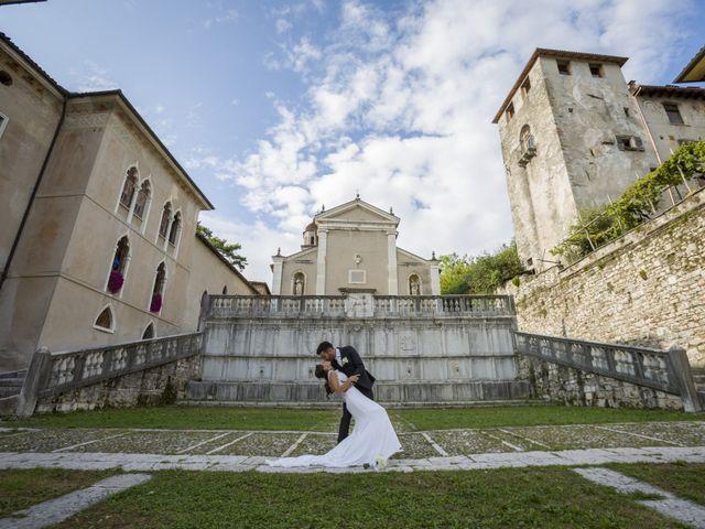 Il matrimonio di Matteo e Marta a Feltre, Belluno 36