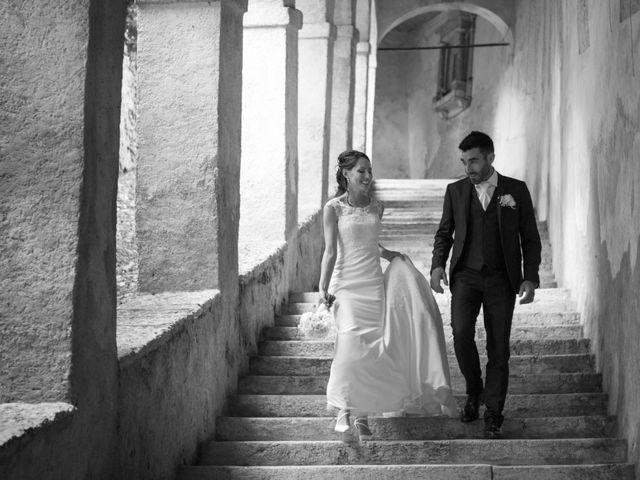 Il matrimonio di Matteo e Marta a Feltre, Belluno 43