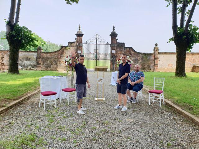 Il matrimonio di Fabry e Alex a Chignolo Po, Pavia 3