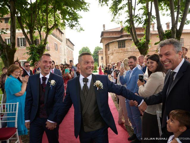 Il matrimonio di Fabry e Alex a Chignolo Po, Pavia 10