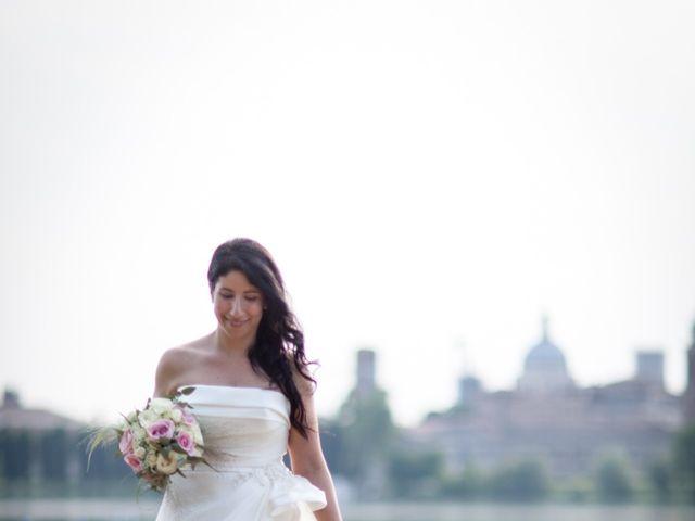 Il matrimonio di Andrea e Antonella a Curtatone, Mantova 11