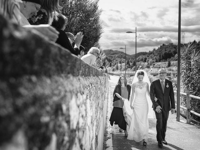 Il matrimonio di Fabrizio e Eleonora a Millesimo, Savona 20