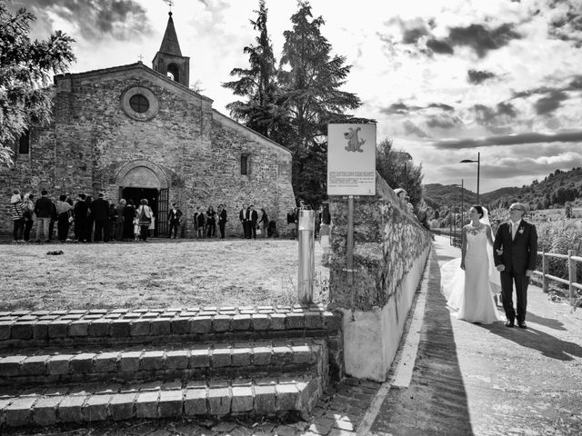 Il matrimonio di Fabrizio e Eleonora a Millesimo, Savona 21