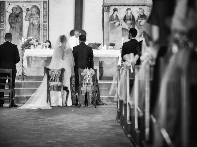 Il matrimonio di Fabrizio e Eleonora a Millesimo, Savona 22