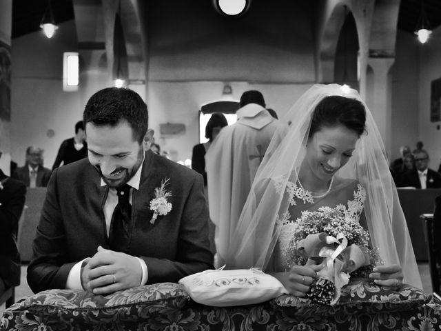 Il matrimonio di Fabrizio e Eleonora a Millesimo, Savona 24
