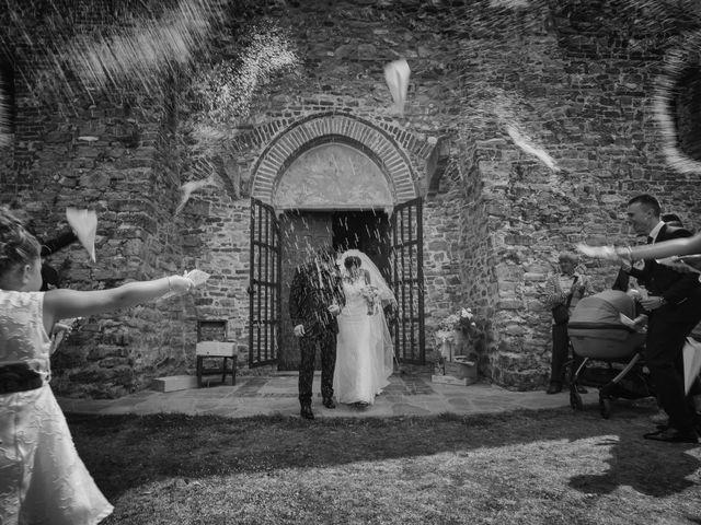 Il matrimonio di Fabrizio e Eleonora a Millesimo, Savona 25