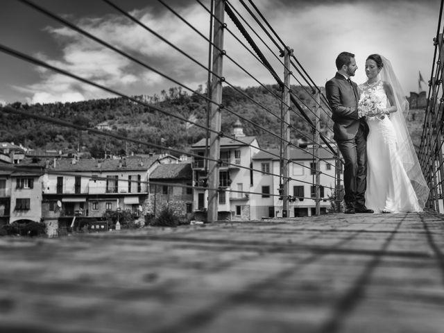 Il matrimonio di Fabrizio e Eleonora a Millesimo, Savona 30