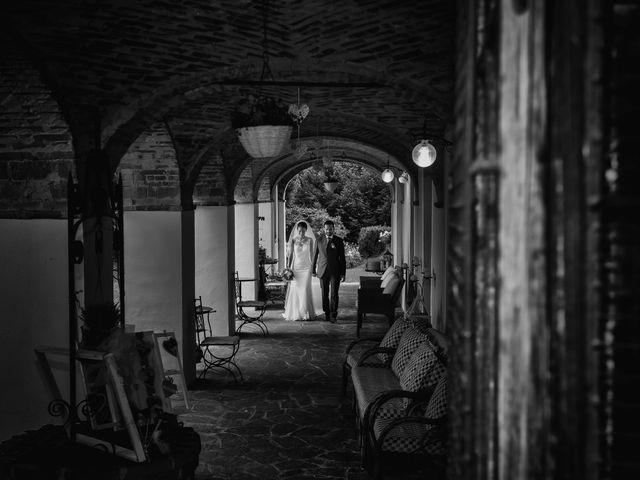 Il matrimonio di Fabrizio e Eleonora a Millesimo, Savona 33