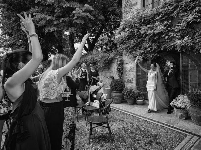 Il matrimonio di Fabrizio e Eleonora a Millesimo, Savona 34