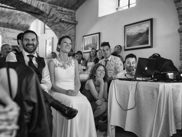 Il matrimonio di Fabrizio e Eleonora a Millesimo, Savona 38