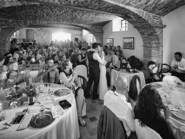 Il matrimonio di Fabrizio e Eleonora a Millesimo, Savona 39